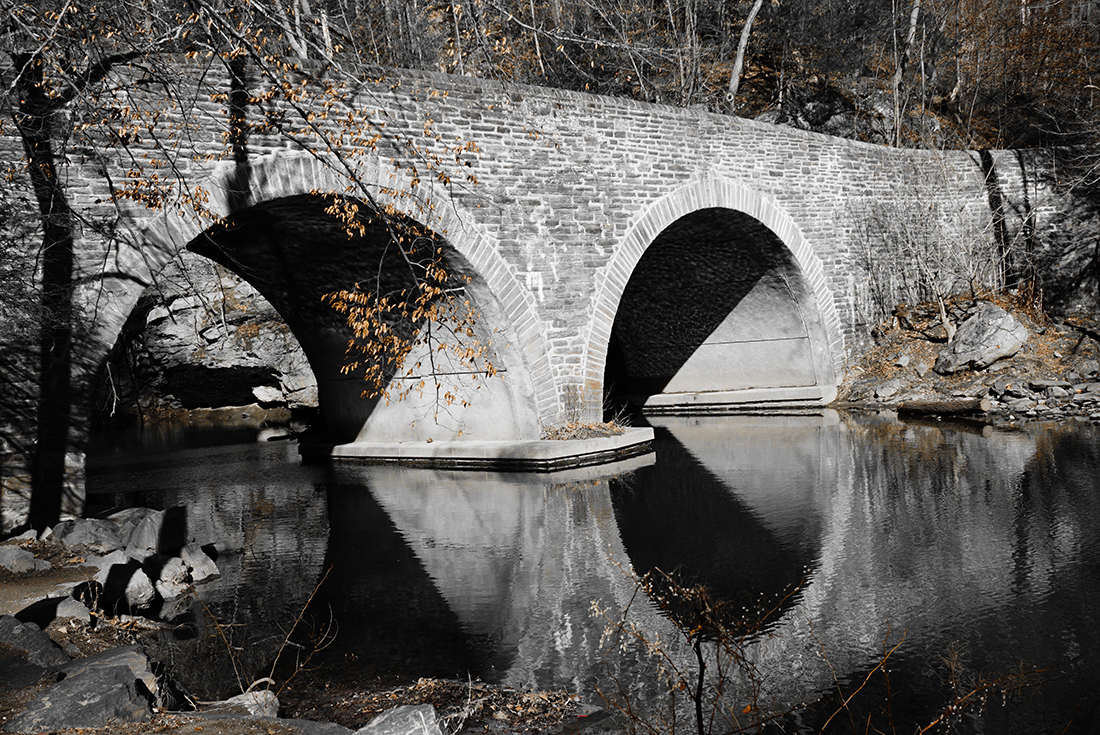 Wissahickon Valley Park Trail